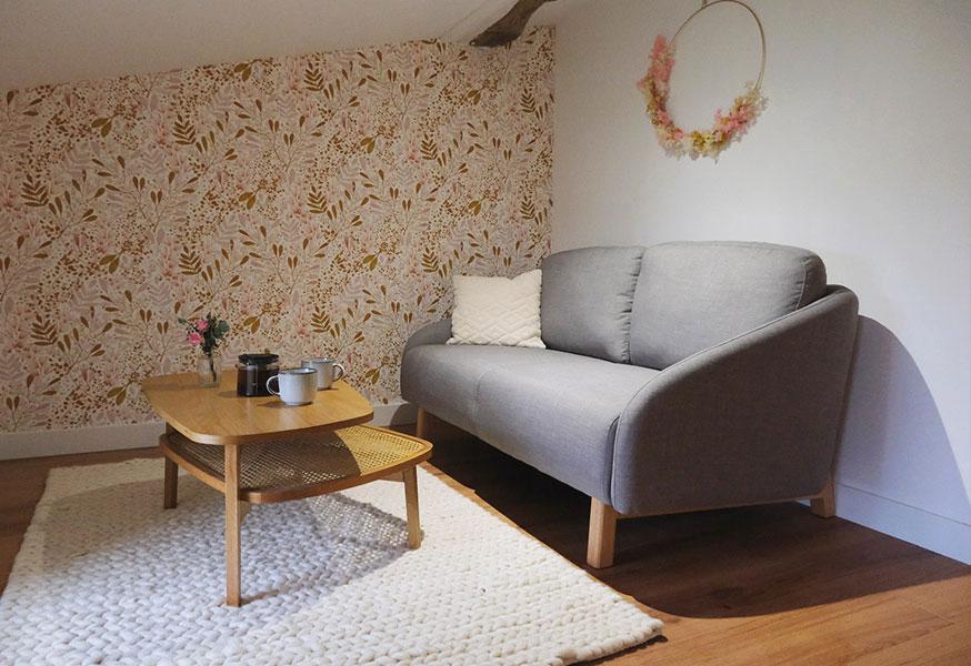 chambre 2 petit salon La Grande Clotte